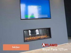 TV wand Aflamo en Dimplex